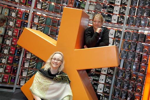 Buchmesse 2012 DroemerKnaur-Stand