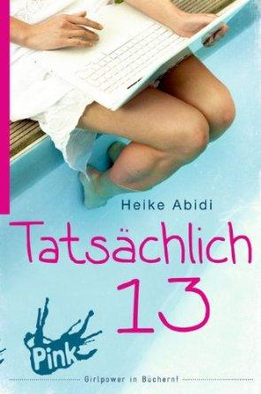 Tatsächlich 13 - von Heike Abidi - Cover