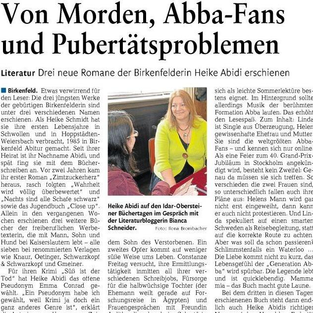 Von Morden, Abba-Fans und Pubertät
