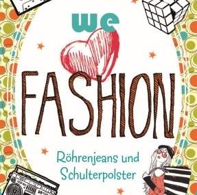 We love Fashion – Röhrenjeans und Schulterpolster