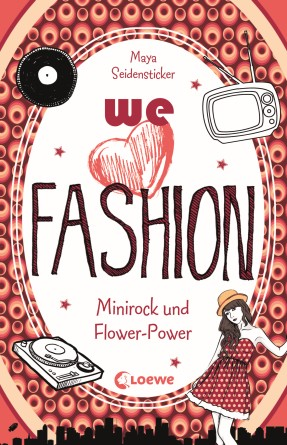 We love Fashion – Minirock und Flowerpower