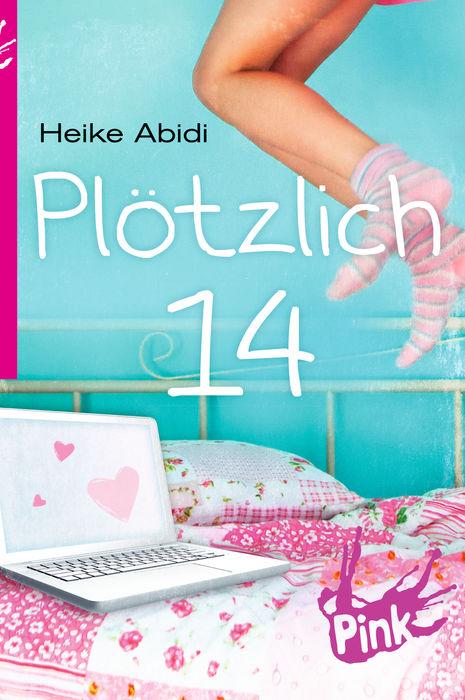 Cover von Plötzlich 14! Jugendbuch
