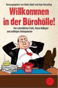 Cover Bürohölle