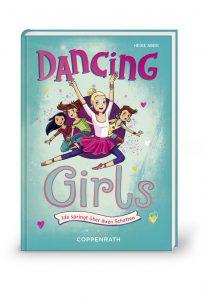 Cover Dancing Girls 2 Coppenrath Verlag