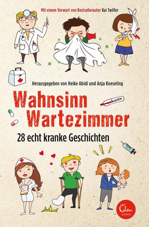 Cover von Wahnsinn Wartezimmer