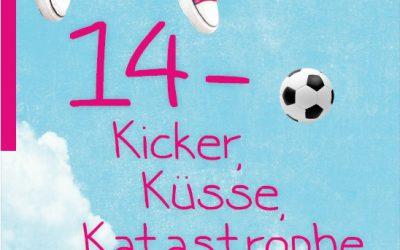 """Rezensionen zu """"14 – Kicker, Küsse, Katastrophen"""""""