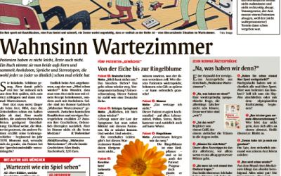 Münchner AZ über Wahnsinn Wartezimmer