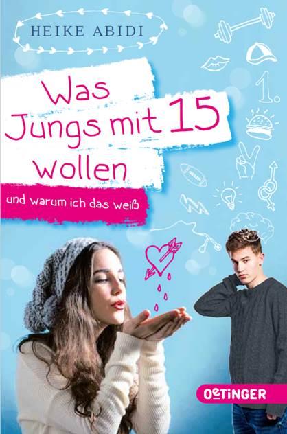 Jugendbuch Jungs mit 15