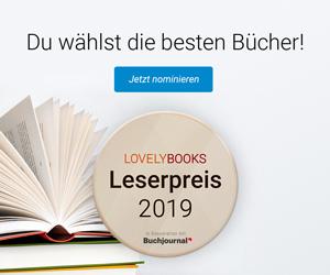 Lovelybooks-Leserpreis 2019