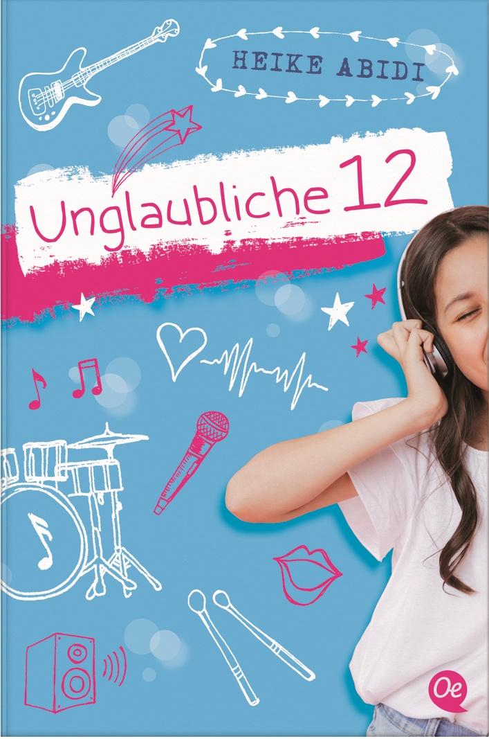 Unglaubliche 12 Cover blau