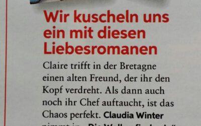 """Buchtipp in der  """"Freundin"""""""